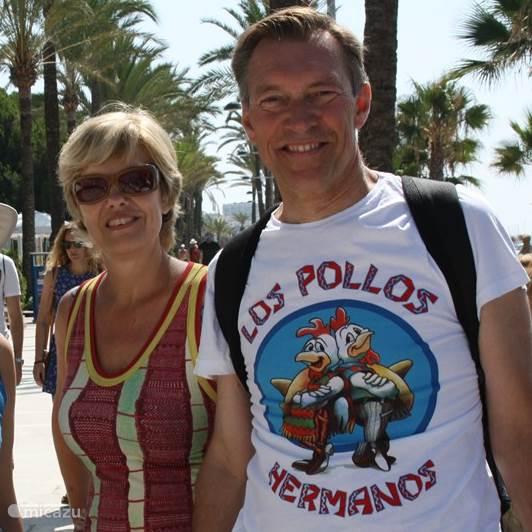 Caroline & Gerard van Hoeven