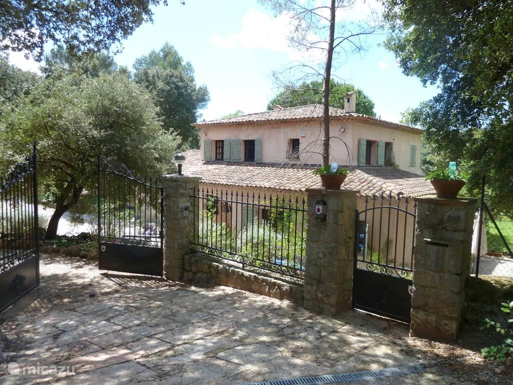 Vakantiehuis Frankrijk, Provence, Montauroux Villa Villa Tournon