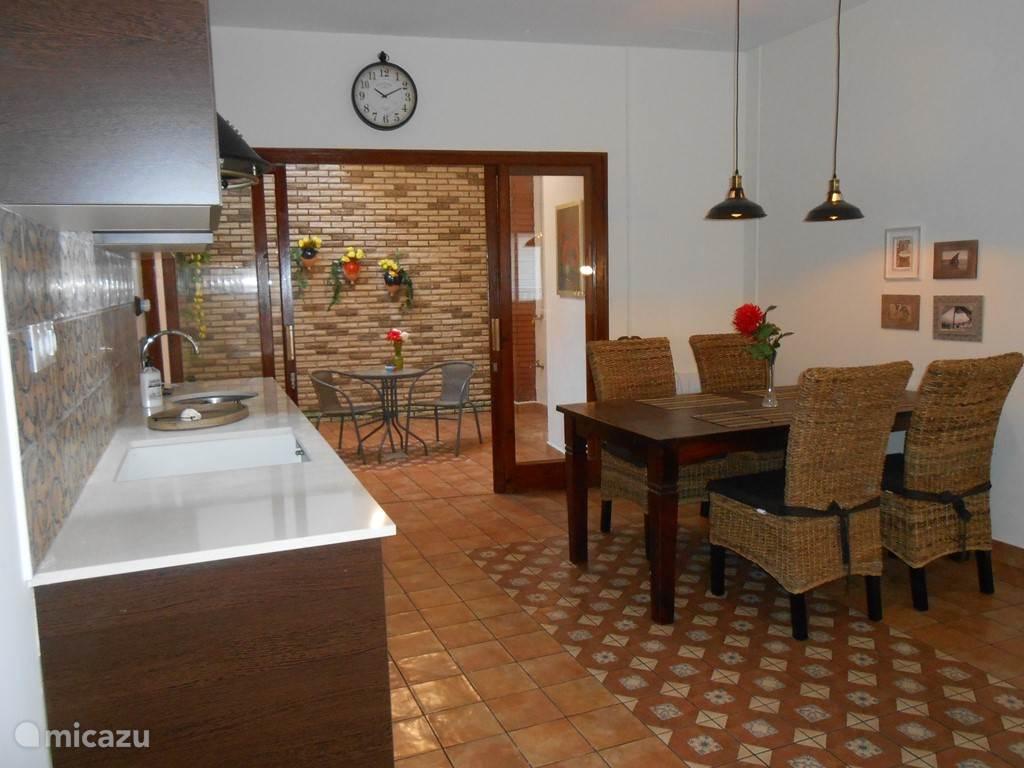 Vacation rental Spain – townhouse Frisia vacaciones / Casa Laila