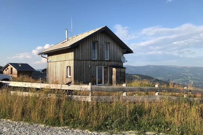 Vakantiehuis Oostenrijk, Karinthië, Klippitztörl Chalet Chalet Klippitzecke