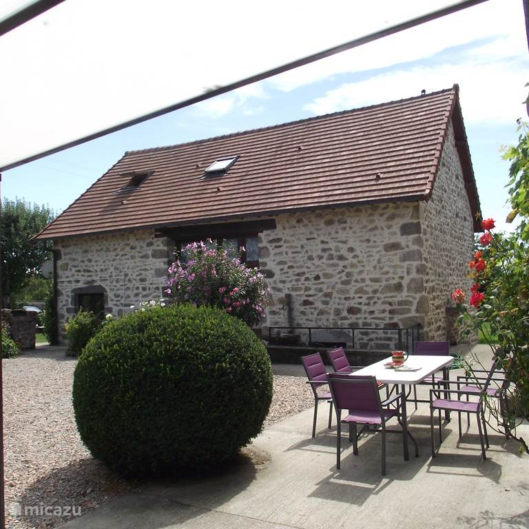 Vacation rental France, Allier, Sainte-Thérence  gîte / cottage Holiday home Therence
