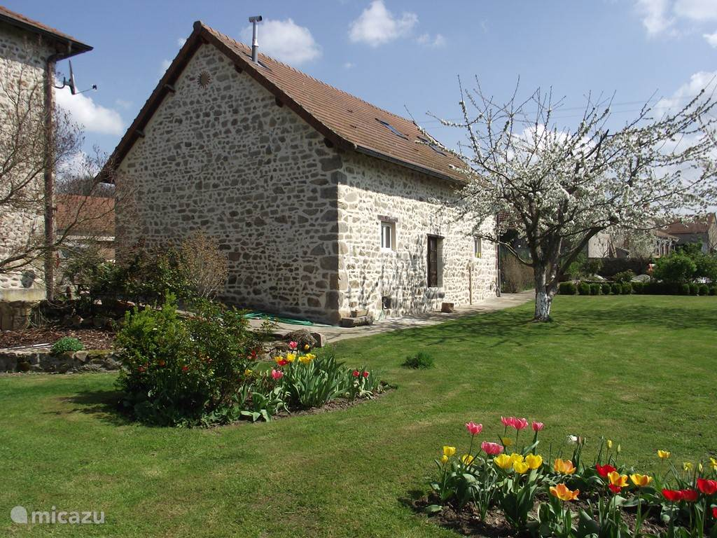 Vakantiehuis Frankrijk, Auvergne, Sainte-Thérence Gîte / Cottage Vakantiehuis Therence