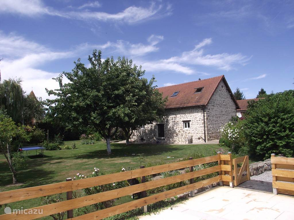 Vakantiehuis Frankrijk, Allier, Sainte-Thérence Gîte / Cottage Vakantiehuis Therence