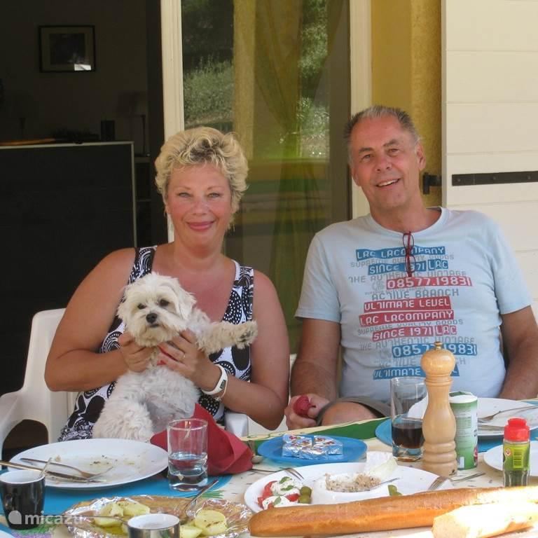 Henk & Marijke van den Berg