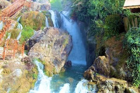 Watervallen van L' Algar 98 km
