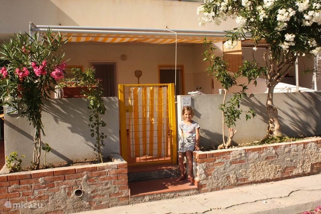 Vakantiehuis Italië, Sicilië, Finale Di Pollina Appartement Casa Vassallo