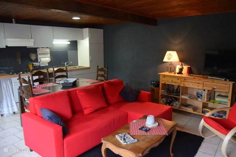 Ferienwohnung Belgien, Ardennen, Houffalize Gîte / Hütte Au Petit Canard