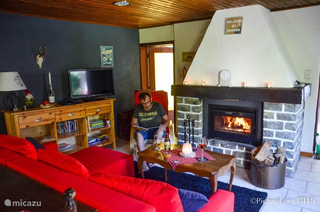 Vacation rental Belgium, Ardennes, Houffalize  Gîte / Cottage Au Petit Canard