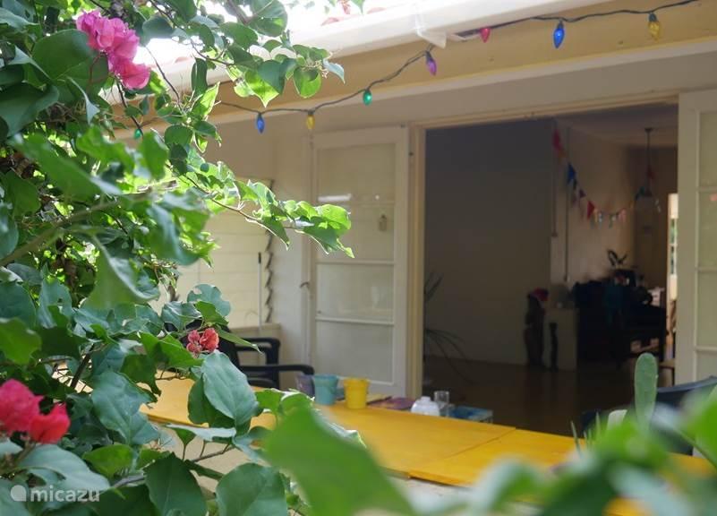 Vakantiehuis Curaçao, Curacao-Midden, Jongbloed Vakantiehuis Sfeervol Authentiek huis