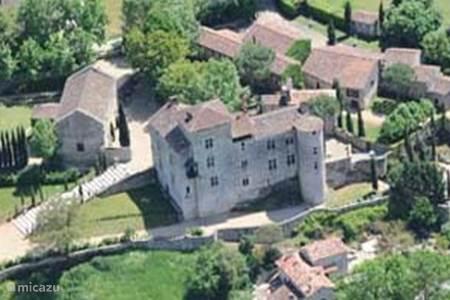 Chateau du Cenevieres