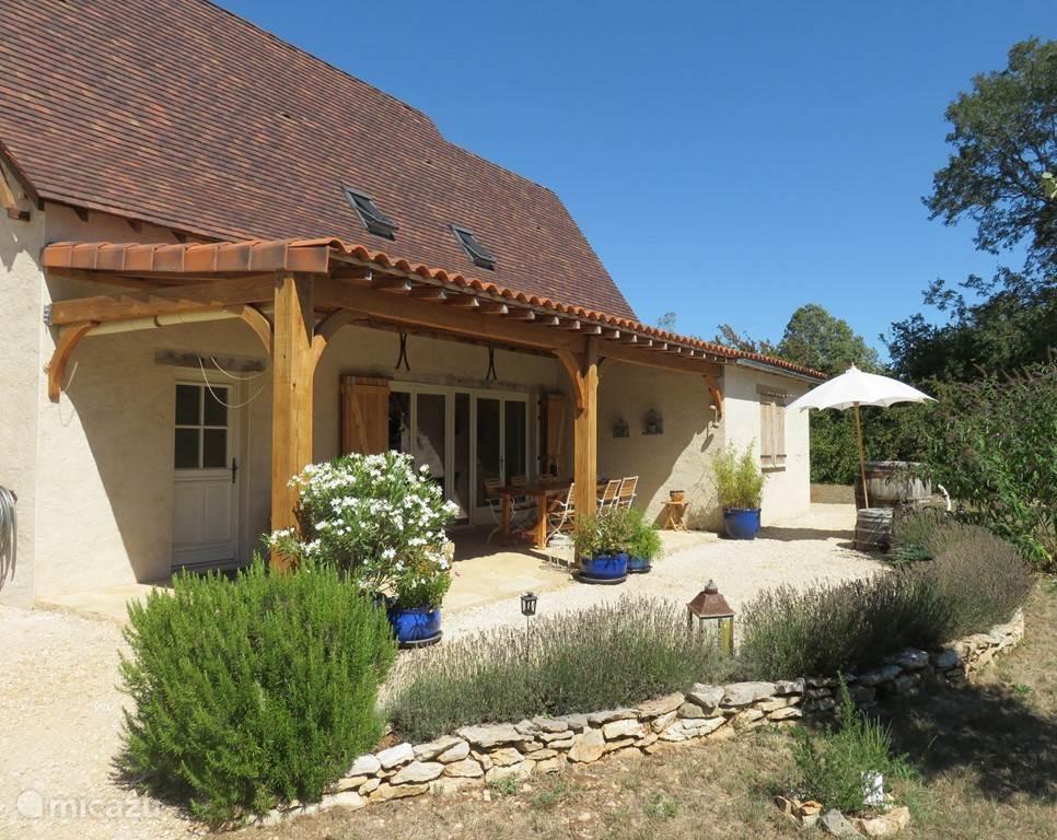 Ferienhaus Joie de vivre in Lugagnac, Lot, Frankreich mieten?   Micazu