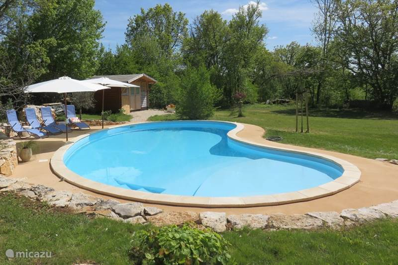 Vacation rental France, Lot, Lugagnac Holiday house Joie de vivre