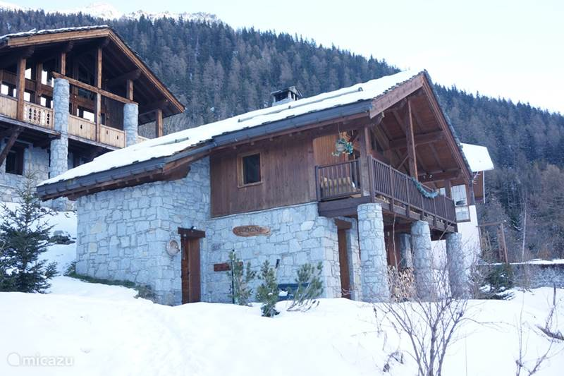 Vacation rental France, Savoie, Sainte-Foy-Tarentaise Chalet Chalet Sainte Foy 10km from Tignes