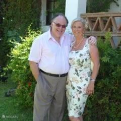 Ingrid & Mark Griffin