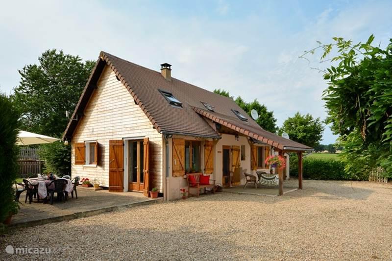 Vakantiehuis Frankrijk, Dordogne, Sarrazac Gîte / Cottage L'Atelier bij Les Lavandes