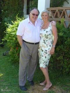 Ingrid en Mark Griffin