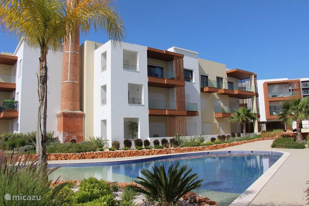 Vakantiehuis Portugal, Algarve, Portimão appartement Terraço do Rio