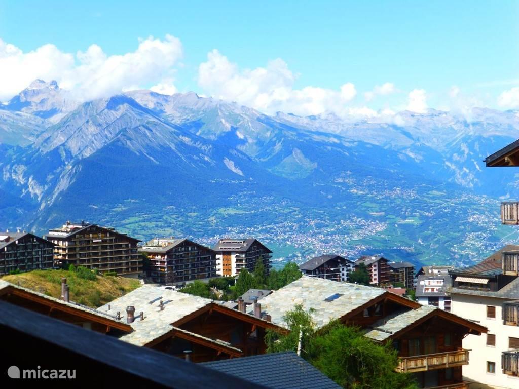 Vakantiehuis Zwitserland, Wallis, Haute-Nendaz Appartement Les Genêts in Haute-Nendaz (Wallis)
