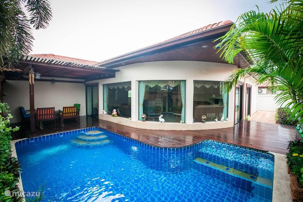 Ferienwohnung Thailand, Östliche Golfküste, Pattaya - villa Royal Pool Villa