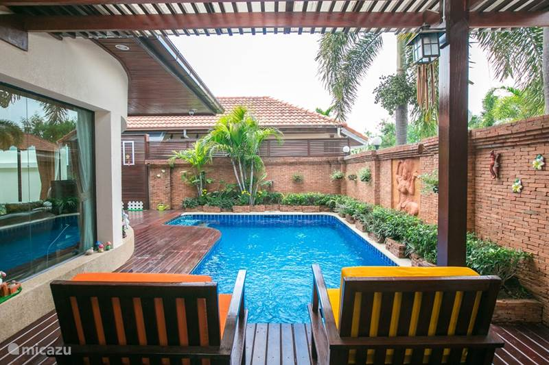 Vakantiehuis Thailand, Oostelijke Golfkust, Pattaya Villa Royal Pool Villa