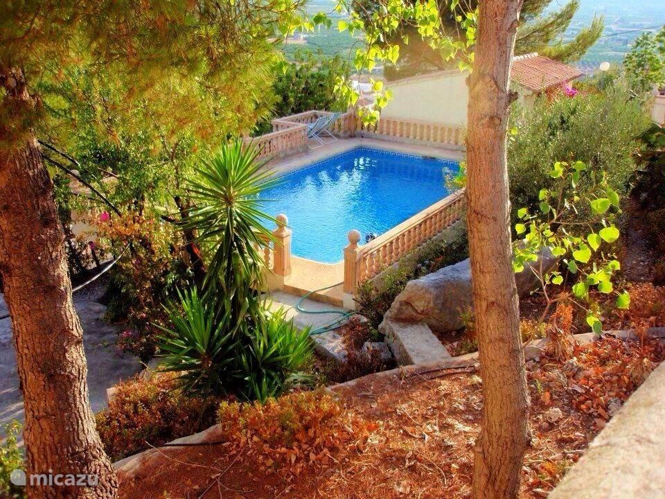Vakantiehuis Spanje, Costa Blanca, Sanet Y Negrals - villa Casa Idilia