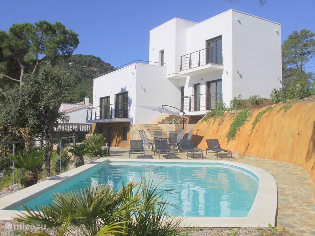 Vakantiehuis Spanje, Costa Brava, Lloret de Mar villa Villa Marboli