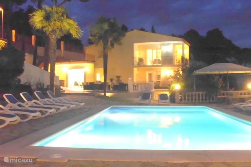 Vakantiehuis Spanje, Costa Brava, Lloret de Mar Villa Villa Tropicana