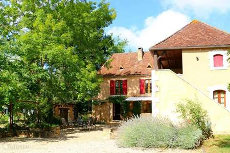 Vacation rental France, Dordogne, Limeuil holiday house Beau Rivage