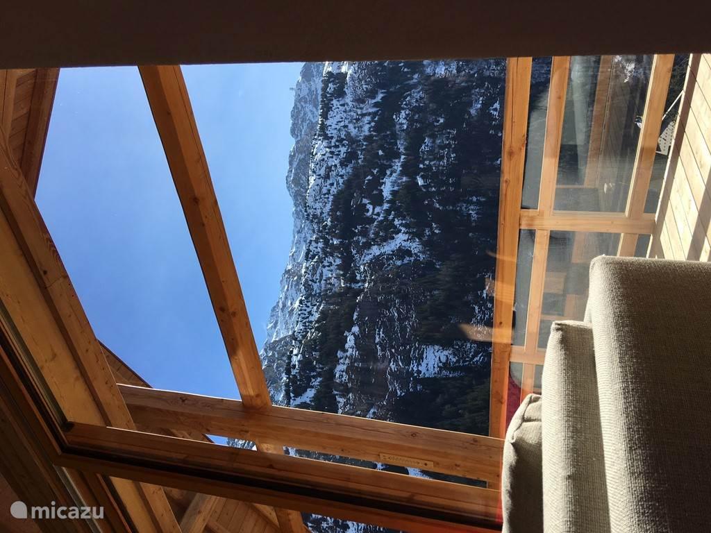 Uitzicht woonkamer