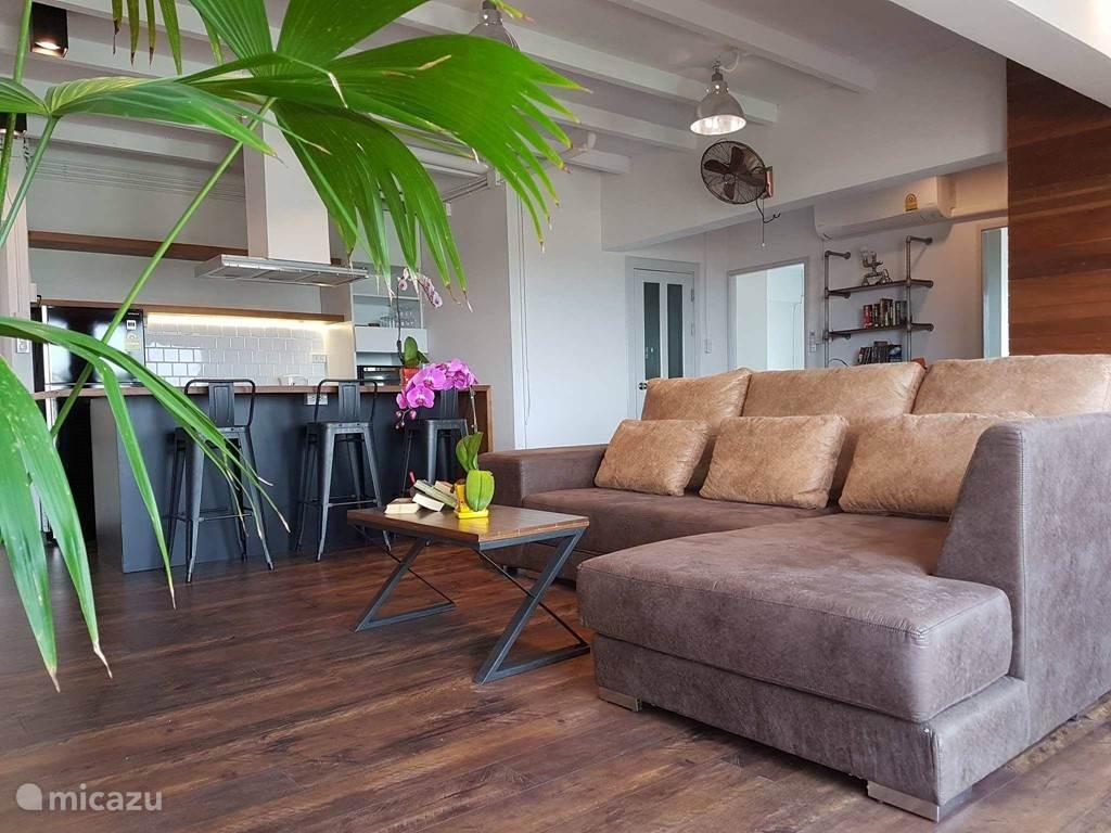 Vakantiehuis Thailand, Noord Thailand – appartement Loftstyle Appartement CM