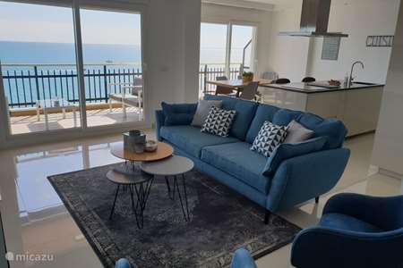 Vakantiehuis Spanje, Costa del Sol, Nerja - appartement Luxe & ruim appartement aan zee