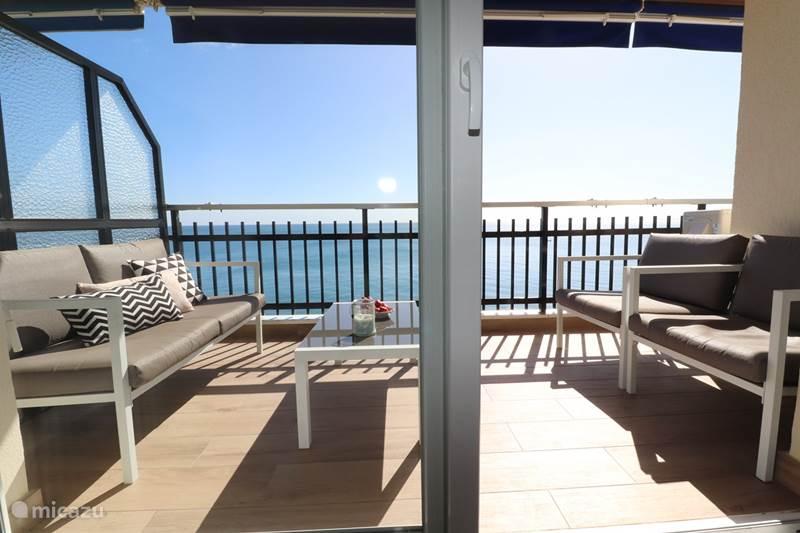 Vakantiehuis Spanje, Costa del Sol, Fuengirola Appartement Luxe & ruim appartement aan zee