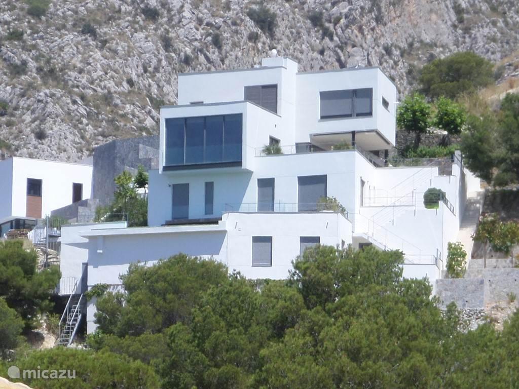 Vakantiehuis Spanje, Costa Blanca, Altea la Vieja villa Villa Altea la Vella