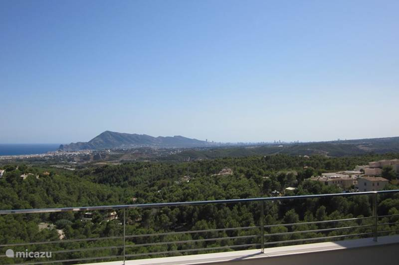 Vakantiehuis Spanje, Costa Blanca, Altea Villa Villa Altea la Vella