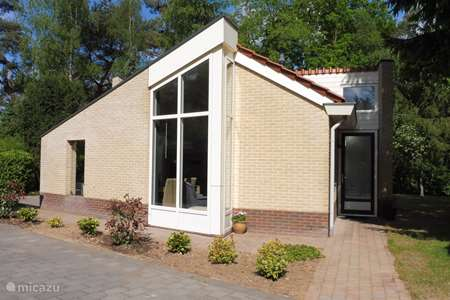 Vacation rental Netherlands, Gelderland, Draw bungalow Frederiksoord no.4