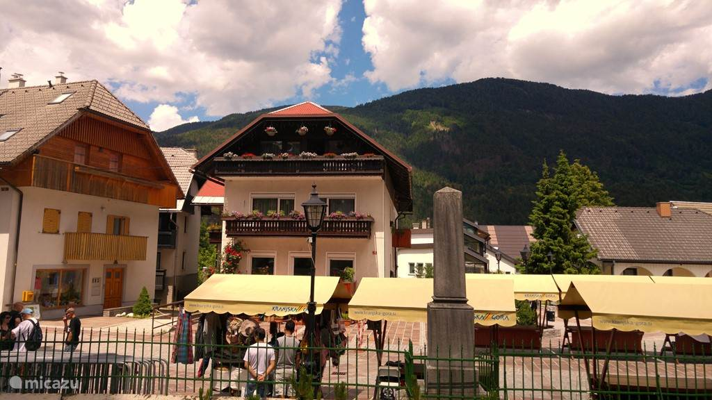 Vakantiehuis Slovenië, Julische Alpen, Kranjska Gora - appartement Appartement Majkic 1