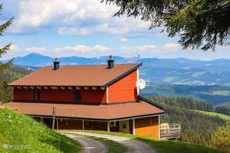 Vacation rental Austria, Carinthia, Preitenegg - holiday house Holiday home Hebalm 1