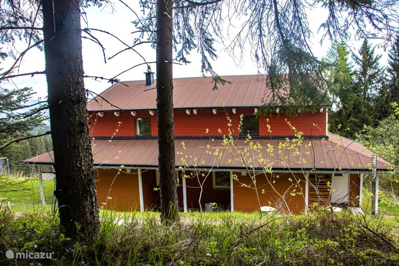 Vacation rental Austria, Carinthia, Preitenegg Holiday house Holiday home Hebalm 1