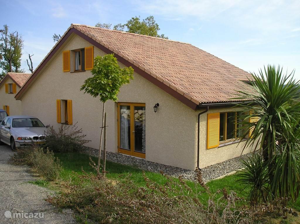 Vacation rental France, Gers, Lombez - villa Villa park Chateau de Barbet