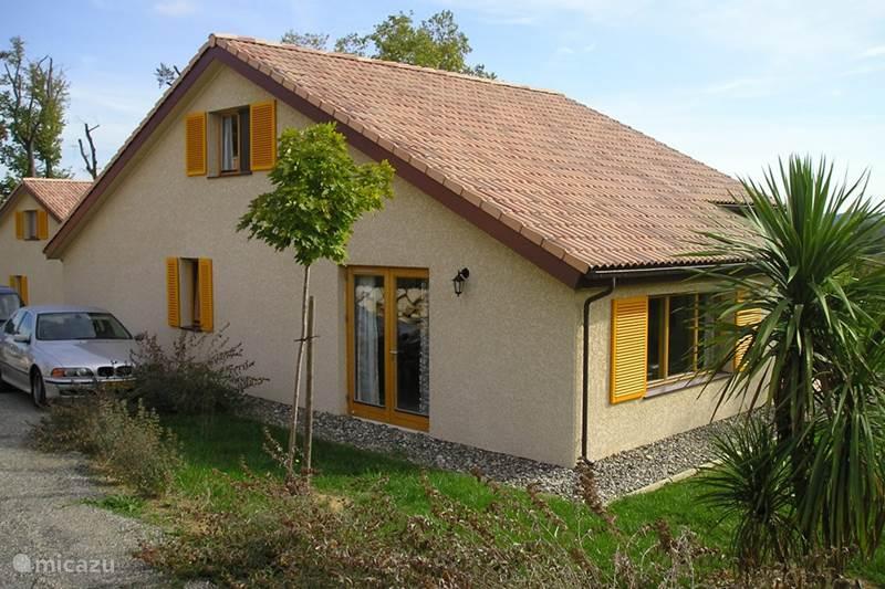 Vakantiehuis Frankrijk, Gers, Lombez Villa Villa in park Chateau de Barbet