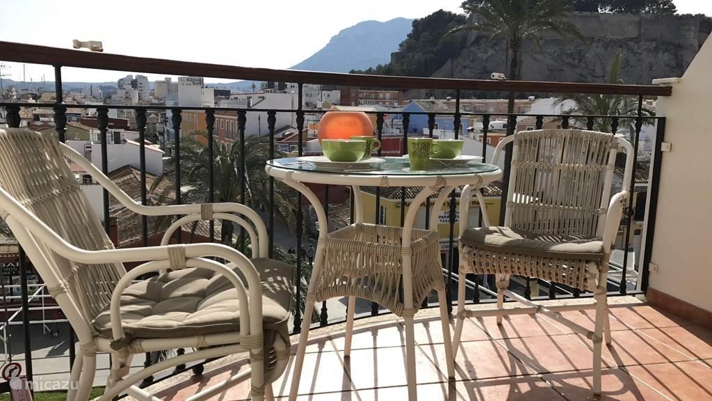 KoffHet balkon