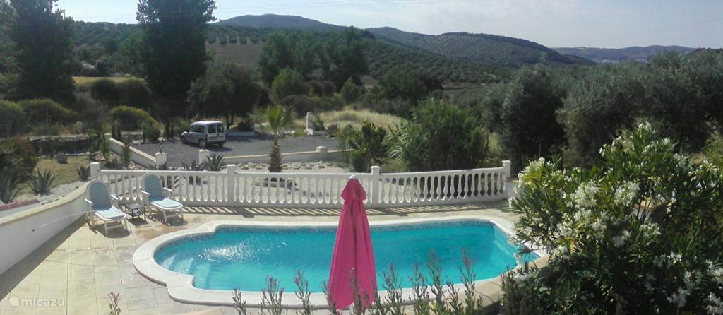 Vacation rental Spain, Andalusia, Montefrio villa Cortijo Montefristy