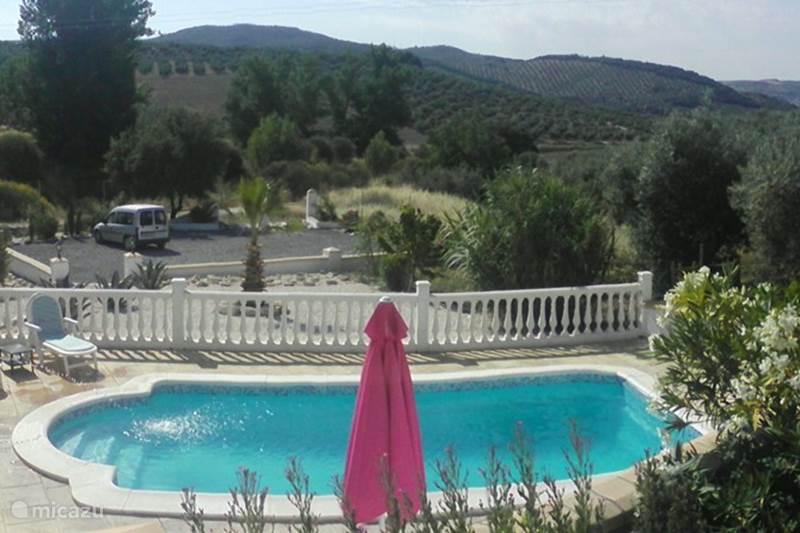 Vakantiehuis Spanje, Andalusië, Montefrio Villa Cortijo Montefristy