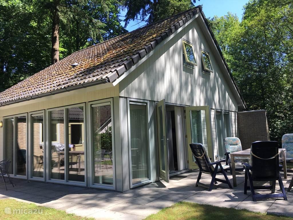 Vakantiehuis Nederland, Friesland, Oudemirdum - vakantiehuis Vakantiewoning Visdiefje Oudemirdum