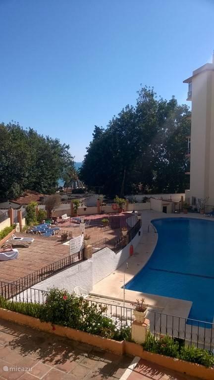 Vakantiehuis Spanje, Costa del Sol, Fuengirola Appartement Appartement aan zee met zwembad