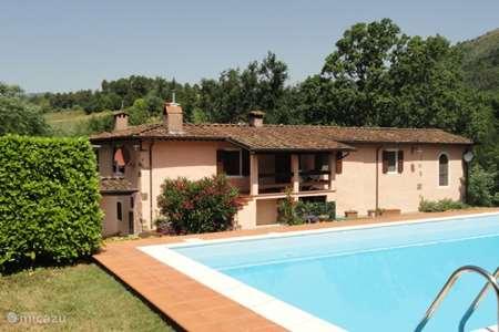 Vakantiehuis Italië, Toscane, Lucca vakantiehuis Casa Romeo