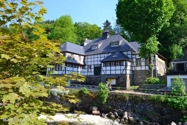 Vacation rental Germany, Eifel, Monschau apartment Apartment Rursicht