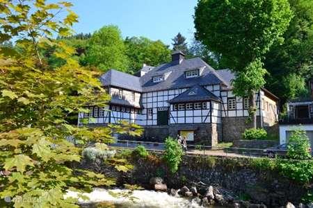 Vacation rental Germany, Eifel, Monschau apartment Apartment Rursicht