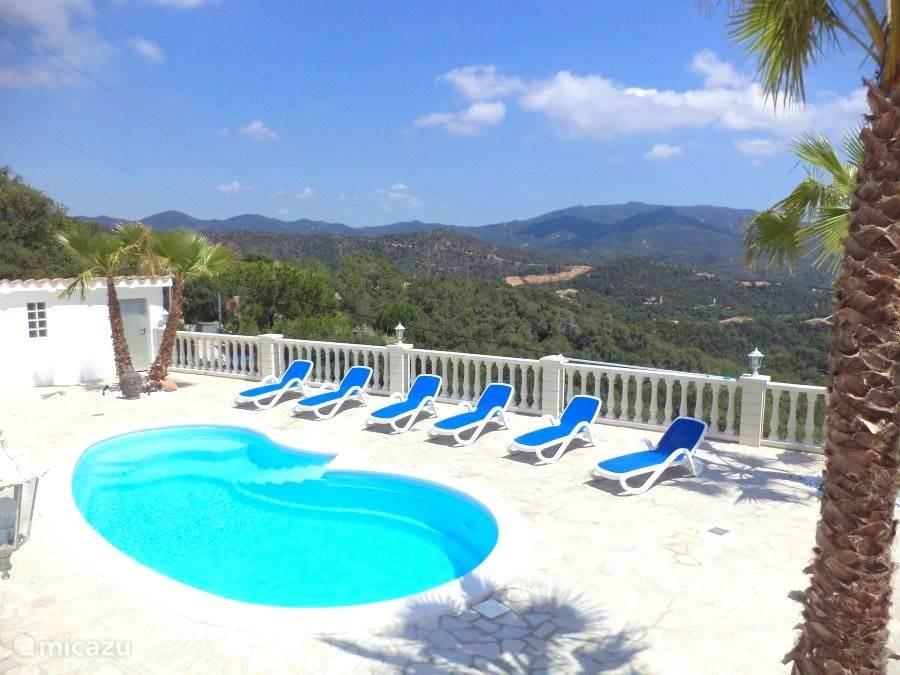 Vakantiehuis Spanje, Costa Brava, Lloret de Mar - villa Villa Anna