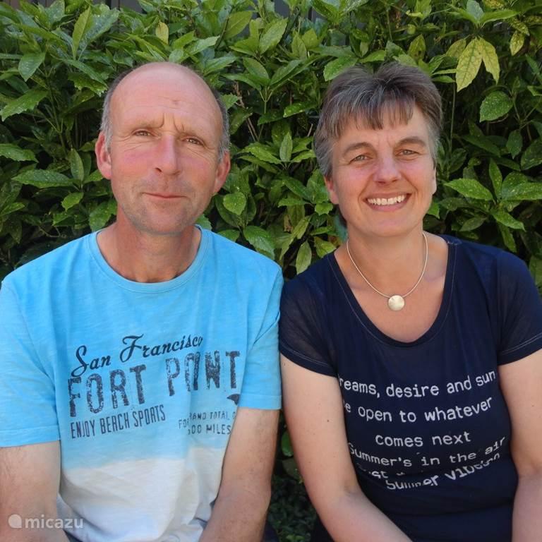 Piet Jan & Annet van Langeraad